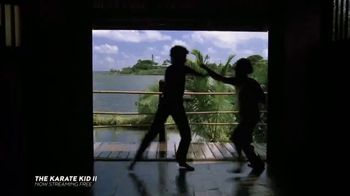 Crackle.com TV Spot, 'The Karate Kid' - Thumbnail 5