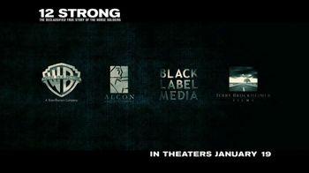 12 Strong - Alternate Trailer 21