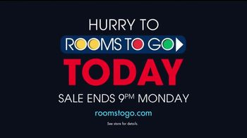 Rooms to Go January Clearance Sale TV Spot, 'The Last Weekend' - Thumbnail 9