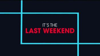 Rooms to Go January Clearance Sale TV Spot, 'The Last Weekend' - Thumbnail 2
