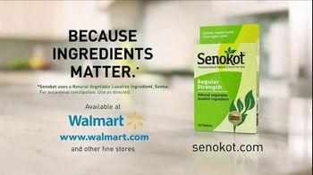 Senokot TV Spot, 'Natural Vegetable Laxative' - Thumbnail 9