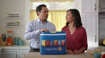 Frito Lay Classic Mix TV Spot, 'After-School Snack'