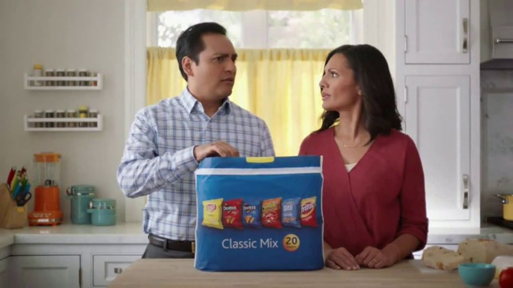 frito lay classic mix tv commercial after school snack ispot tv