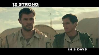 12 Strong - Alternate Trailer 27
