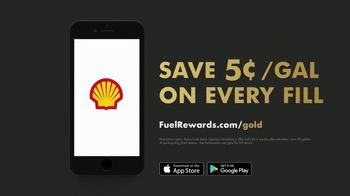 Shell Fuel Rewards Program TV Spot, 'Get the Gold Status: App' - Thumbnail 10