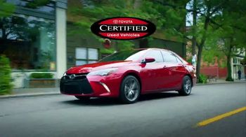 Toyota Certified Used Vehicles TV Spot, 'The Best Used Cars' [T2] - Thumbnail 3