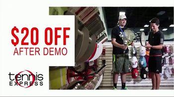 Tennis Express TV Spot, '2018 Tennis Racquets' - Thumbnail 5