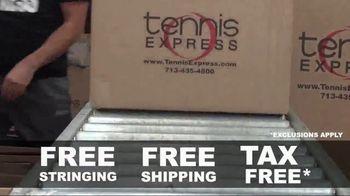 Tennis Express TV Spot, '2018 Tennis Racquets' - Thumbnail 6