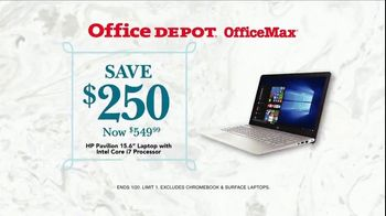 Office Depot OfficeMax TV Spot, 'Give Your Tech an Upgrade' - Thumbnail 6