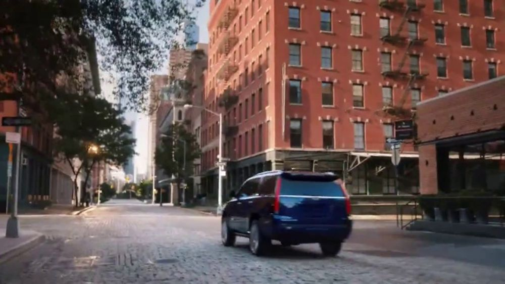 2018 Cadillac Escalade Tv Commercial One And Only T2 Ispot Tv