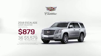 2018 Cadillac Escalade TV Spot, 'One and Only' [T2] - Thumbnail 8