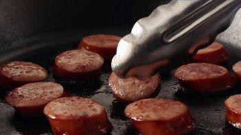 Hillshire Farm Smoked Sausage TV Spot, 'Skillet' - Thumbnail 6