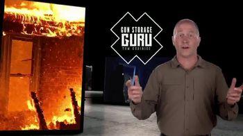 SecureIt Agile Model 52 TV Spot, 'Reinventing the Gun Safe: Gun Room' - Thumbnail 2