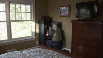SecureIt Agile Model 52 TV Spot, 'Reinventing the Gun Safe: Gun Room' - Thumbnail 7