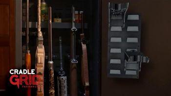 SecureIt Agile Model 52 TV Spot, 'Reinventing the Gun Safe: Gun Room' - Thumbnail 8
