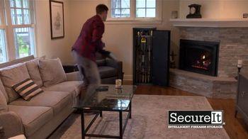 SecureIt Agile Model 52 TV Spot, 'Reinventing the Gun Safe: Gun Room' - Thumbnail 9