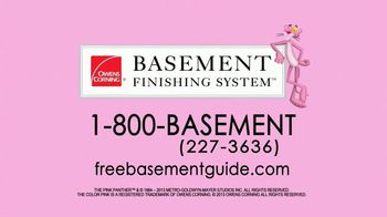 Owens Corning Basement Finishing System TV Spot, 'The Right Way' - Thumbnail 9