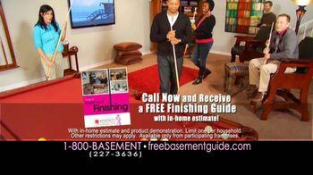 Owens Corning Basement Finishing System TV Spot, 'The Right Way' - Thumbnail 8