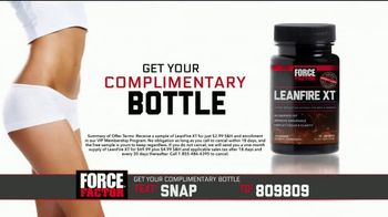 Force Factor Leanfire XT TV Spot, 'Jill: Complimentary Bottle' - Thumbnail 8