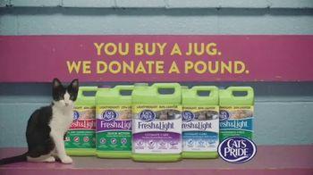 Cat's Pride TV Spot, 'Litter for Good Program' Ft. Katherine Heigl - Thumbnail 4