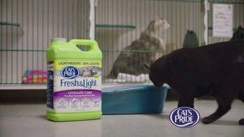 Cat's Pride TV Spot, 'Litter for Good Program' Ft. Katherine Heigl - Thumbnail 7