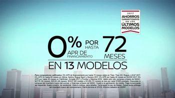 2017 Nissan Rogue TV Spot, 'Detenerte con seguridad' [Spanish] [T2] - Thumbnail 9