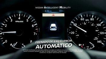 2017 Nissan Rogue TV Spot, 'Detenerte con seguridad' [Spanish] [T2] - Thumbnail 4