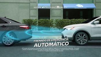 2017 Nissan Rogue TV Spot, 'Detenerte con seguridad' [Spanish] [T2] - Thumbnail 5