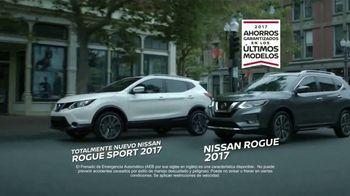 2017 Nissan Rogue TV Spot, 'Detenerte con seguridad' [Spanish] [T2] - Thumbnail 7