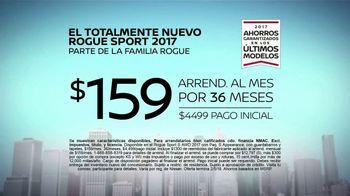 2017 Nissan Rogue TV Spot, 'Detenerte con seguridad' [Spanish] [T2] - Thumbnail 8