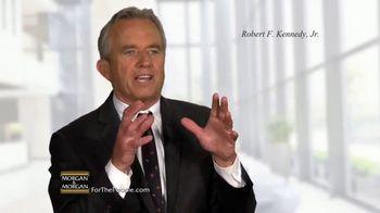 Morgan and Morgan Law Firm TV Spot, 'Fairness Wins' Ft Robert F. Kennedy Jr
