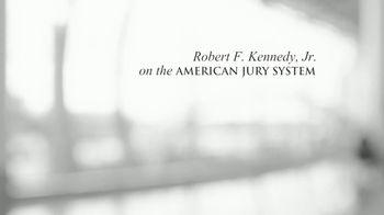 Morgan and Morgan Law Firm TV Spot, 'Fairness Wins' Ft Robert F. Kennedy Jr - Thumbnail 1