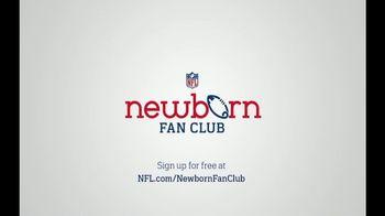 NFL Newborn Fan Club TV Spot, 'Super Bowl Baby XXVII' - Thumbnail 10