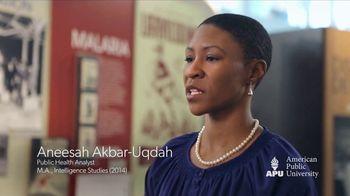 American Public University TV Spot, 'New Heights Through Education' - Thumbnail 3