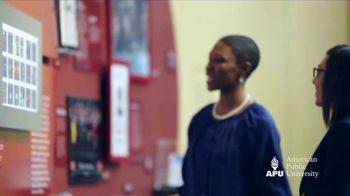 American Public University TV Spot, 'New Heights Through Education' - Thumbnail 5