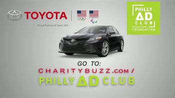 2018 Toyota Camry XLE V6 TV Spot, 'Charity for College Students' [T2] - Thumbnail 10