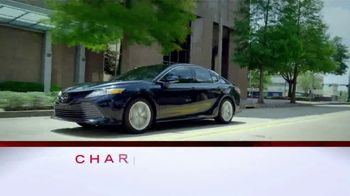 2018 Toyota Camry XLE V6 TV Spot, 'Charity for College Students' [T2] - Thumbnail 5