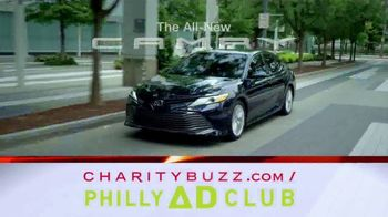 2018 Toyota Camry XLE V6 TV Spot, 'Charity for College Students' [T2] - Thumbnail 6