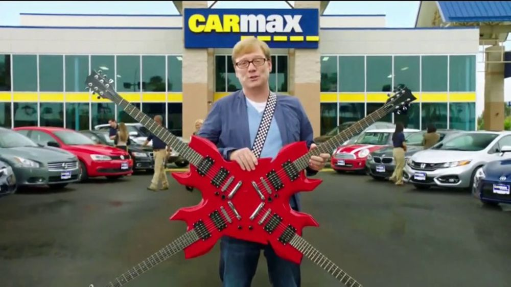 Carmax Commercial Camel >> CarMax TV Commercial, 'Make Your Tax Refund Go Further' Featuring Andy Daly - iSpot.tv