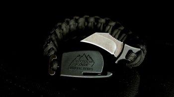 Outdoor Edge Para-Claw Knife Bracelet TV Spot, 'Always Have the Edge' - Thumbnail 7