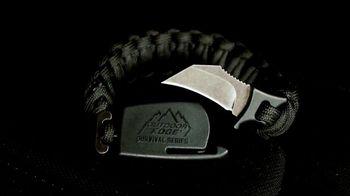 Outdoor Edge Para-Claw Knife Bracelet TV Spot, 'Always Have the Edge' - Thumbnail 8