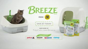 Purina Tidy Cats Breeze TV Spot, 'Smart and Simple Design' - Thumbnail 9