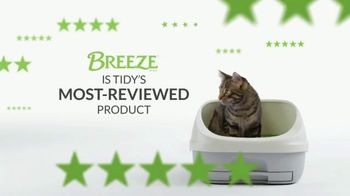 Purina Tidy Cats Breeze TV Spot, 'Smart and Simple Design' - Thumbnail 7