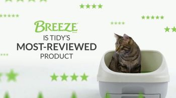 Purina Tidy Cats Breeze TV Spot, 'Smart and Simple Design' - Thumbnail 8