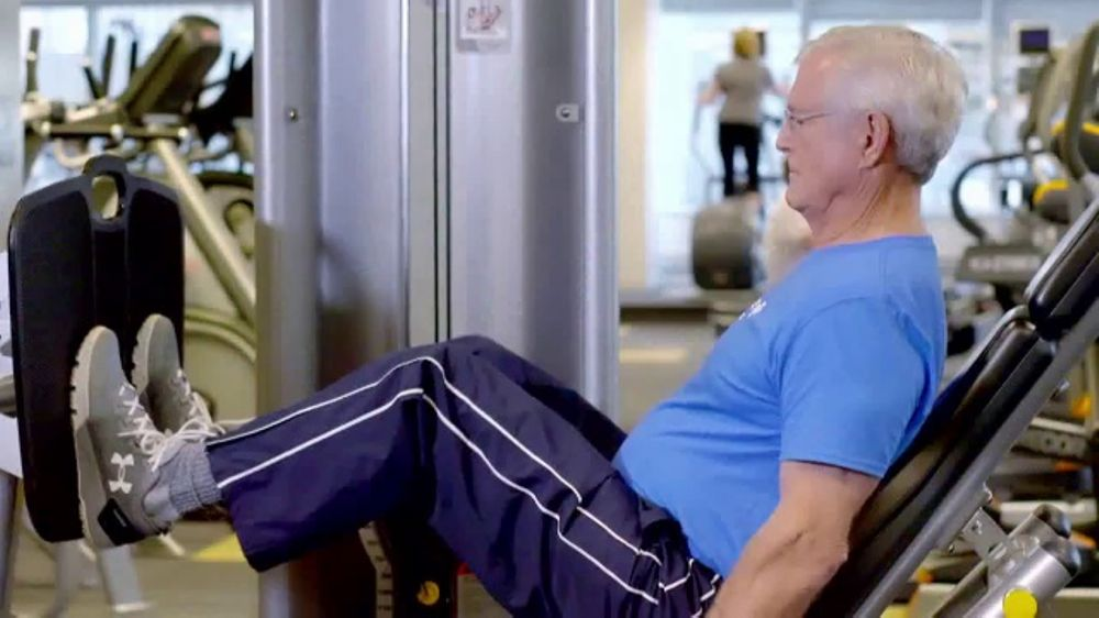 Independence Blue Cross TV Commercial, 'Invest in Health' Featuring Dick Vermeil
