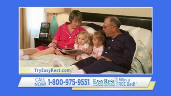Easy Rest TV Spot, 'Win a Free Bed' - Thumbnail 8