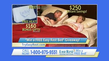 Easy Rest TV Spot, 'Win a Free Bed' - Thumbnail 9
