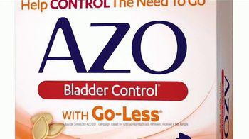 Azo Bladder Control TV Spot, 'Counting' - Thumbnail 5