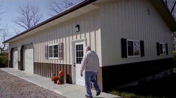 Morton Buildings TV Spot, 'More Than Just a Building' - Thumbnail 4