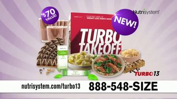 Nutrisystem Turbo 13 TV Spot, 'New for 2018: Turbo Takeoff' Ft Marie Osmond - 1298 commercial airings